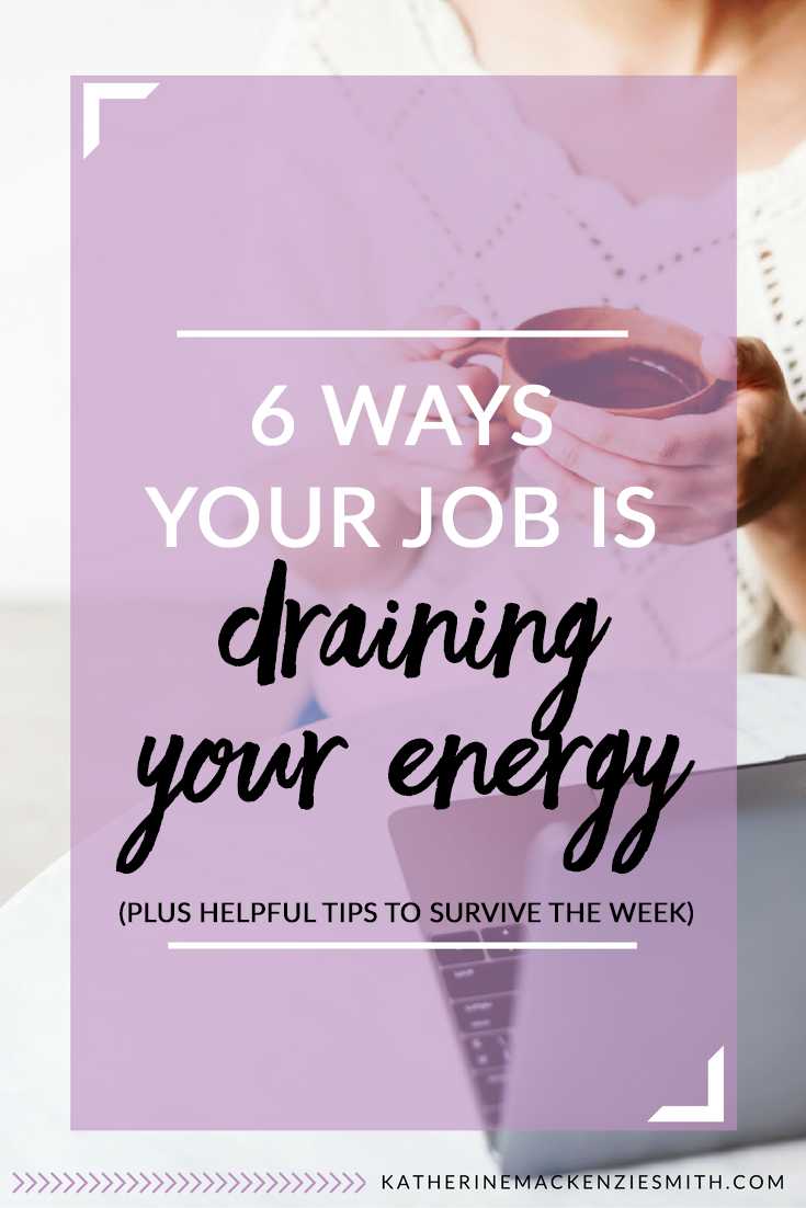 The workplace isn't always set up to support introverts. Here are some quick and easy tips to help you survive the week at work and feel energized and at your best.
