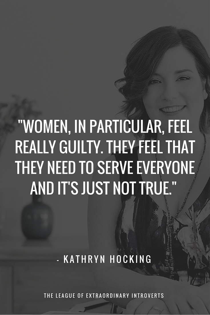 Kathryn Hocking quote