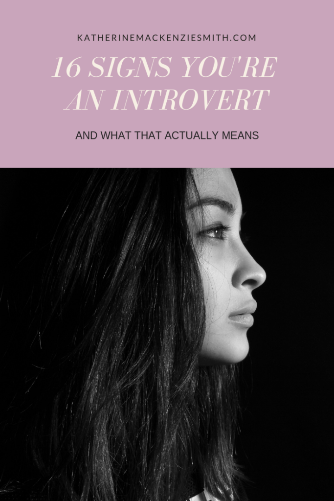 What it means to be an introvert